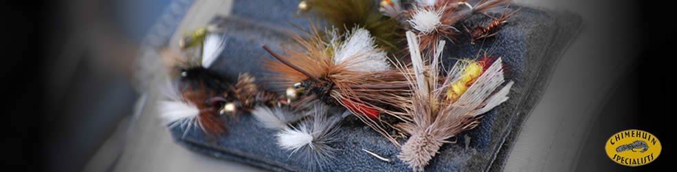 looking for the right fly for the right time? knowledgeable experinced guides