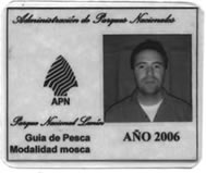 Lanin National Park License