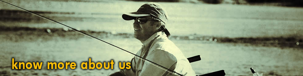 oufitting fly fishing groups from all over the world since 1999